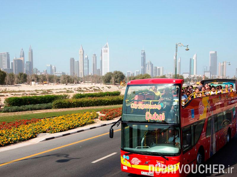 تور گشت شهری دبی