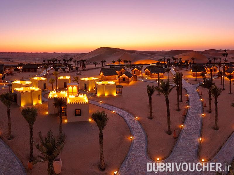 تور صحرا دبی