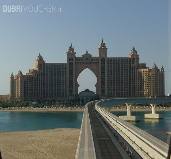 Dubai-monorail