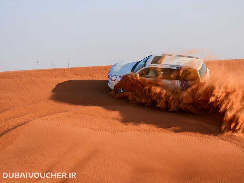 تور سافاری صحرا دبی با ترانسفر